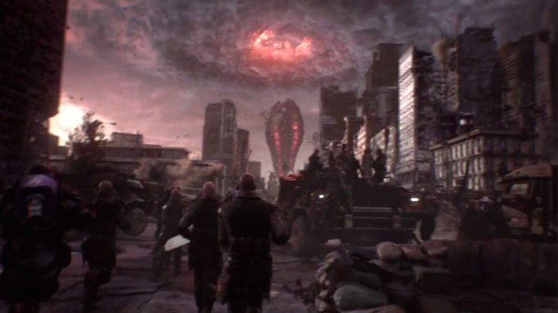 Cancelled Doom 4 footage revealed   Check Your Screen